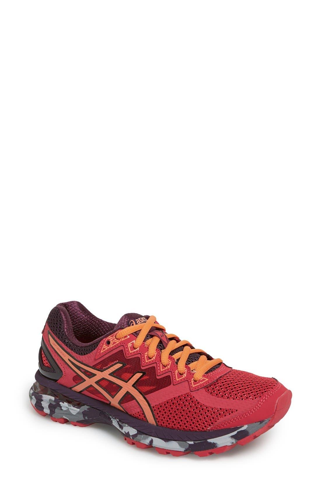Alternate Image 1 Selected - ASICS® 'GT-2000 4' Trail Running Shoe (Women)