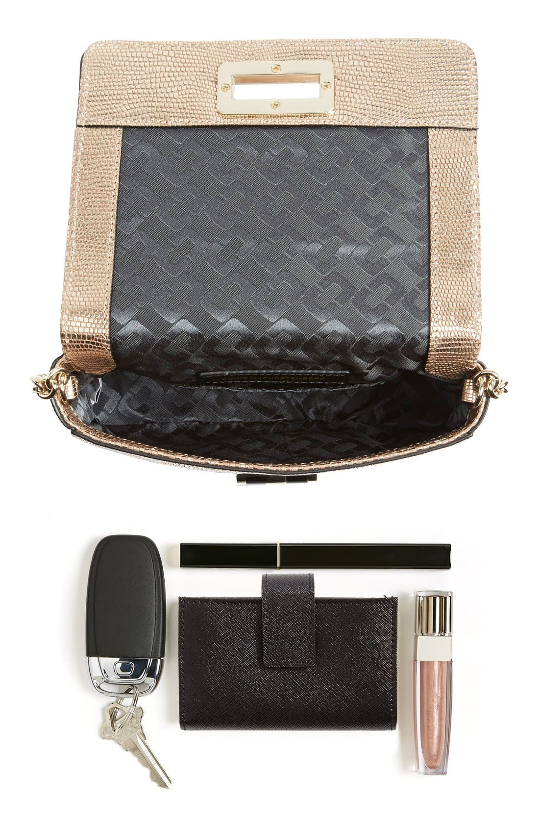 Alternate Image 7  - Diane von Furstenberg '440 Gallery Bellini' Crossbody Bag
