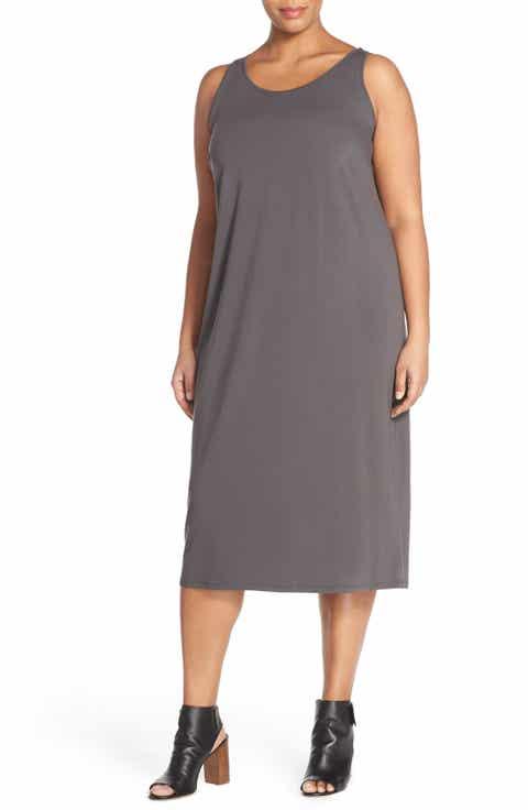 Grey Plus-Size Dresses | Nordstrom