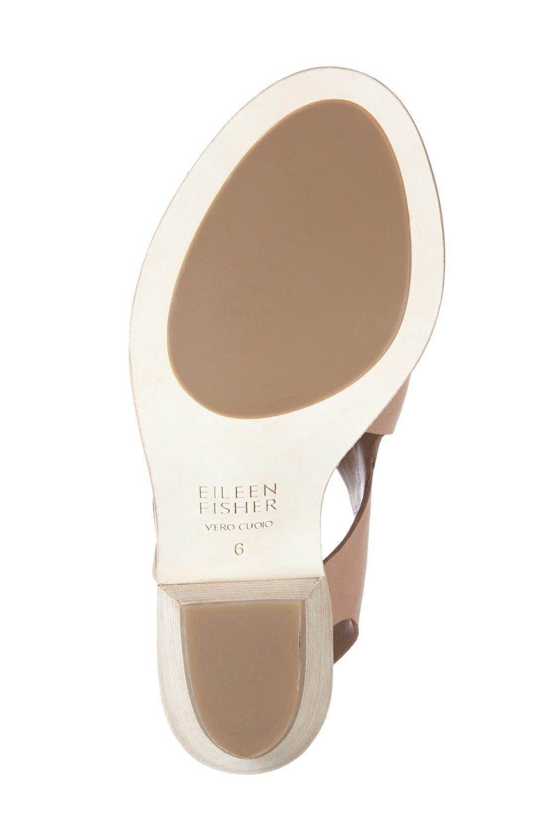 Alternate Image 4  - Eileen Fisher 'Glance' Sandal (Women)