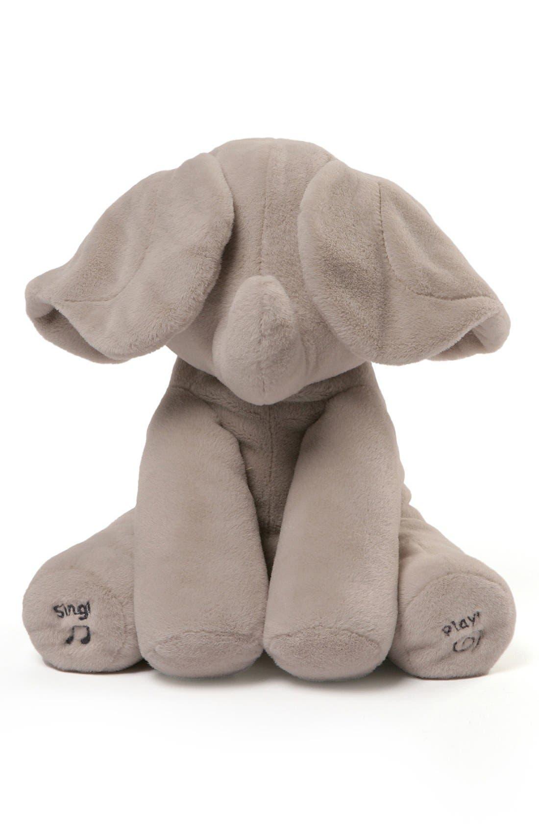 Alternate Image 3  - Baby Gund 'Flappy The Elephant' Musical Elephant
