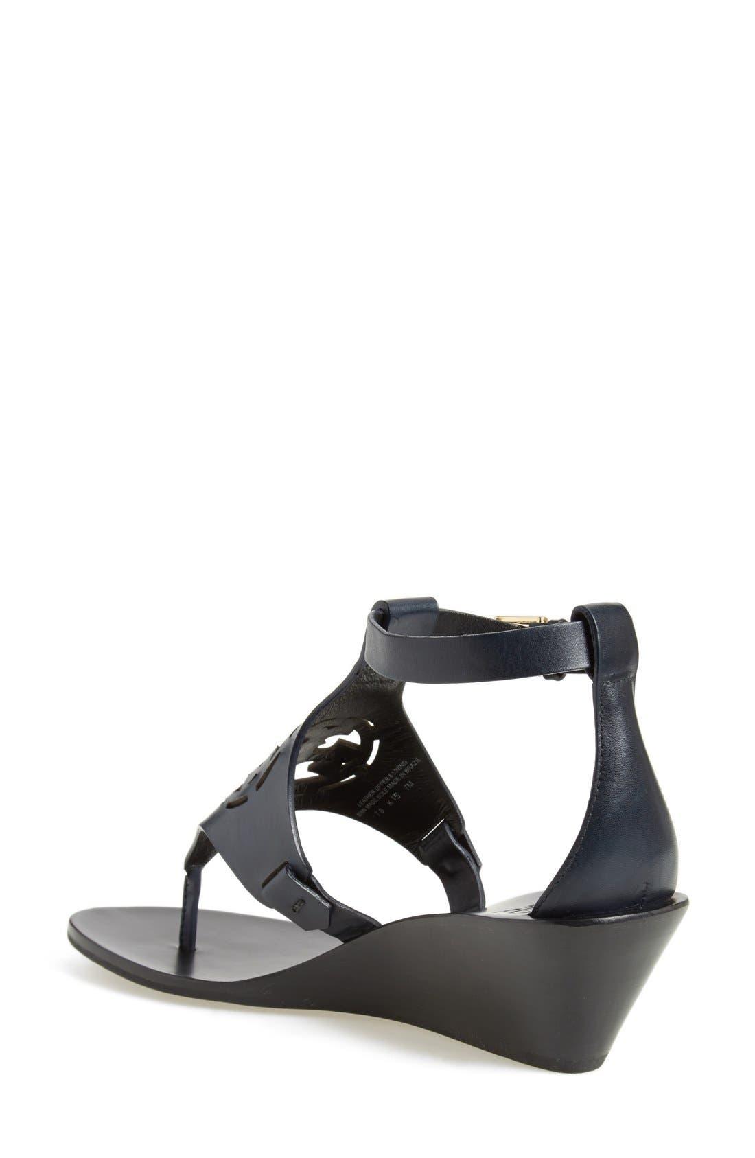 Alternate Image 2  - Tory Burch 'Zoey' Wedge Sandal (Women)