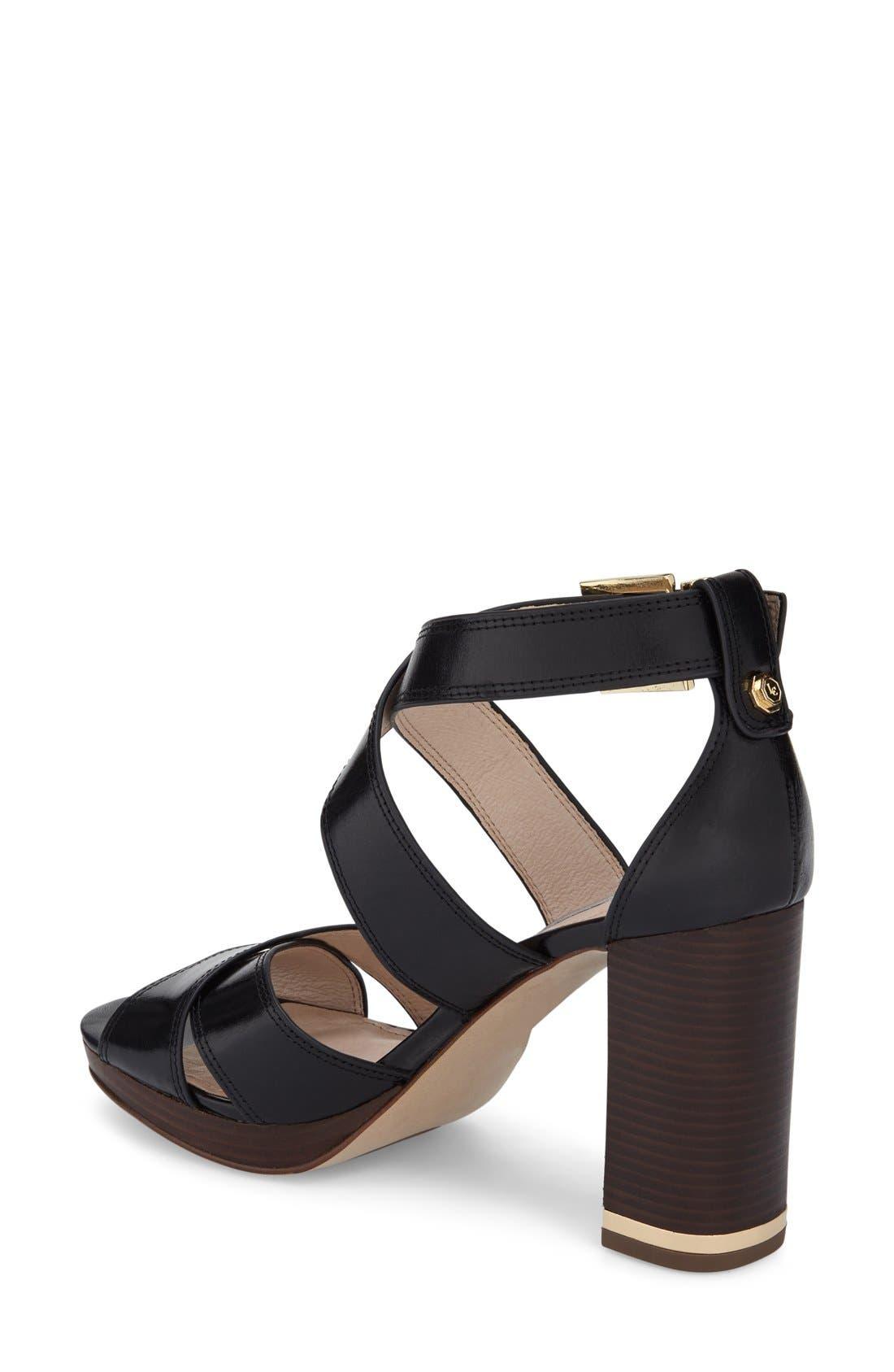 Alternate Image 2  - Louise et Cie 'Gigi' Platform Sandal (Women)