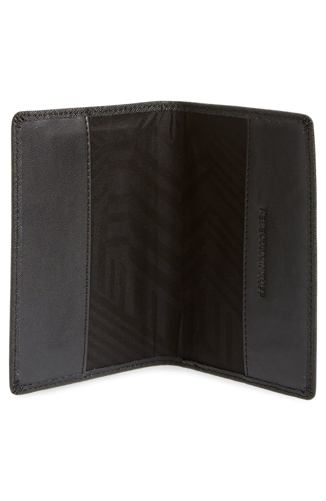 Alternate Image 3  - Rebecca Minkoff Passport Holder