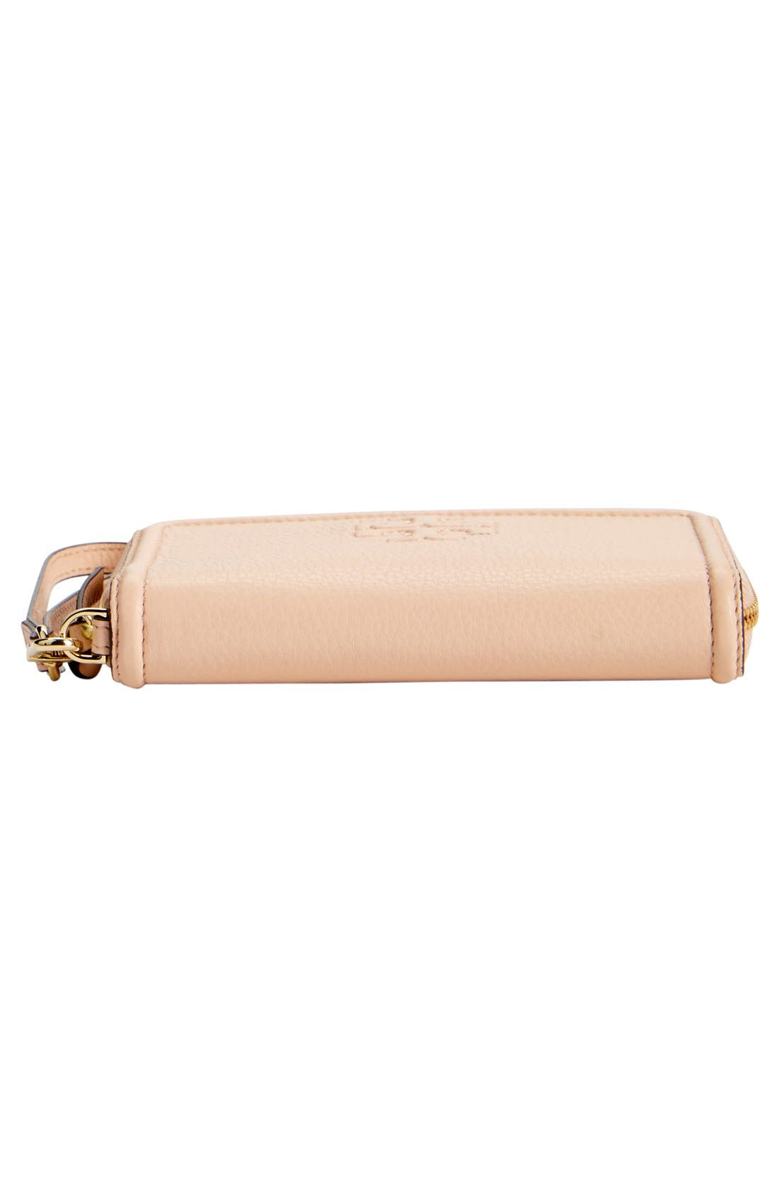 Alternate Image 5  - Tory Burch 'Thea' Leather Wristlet