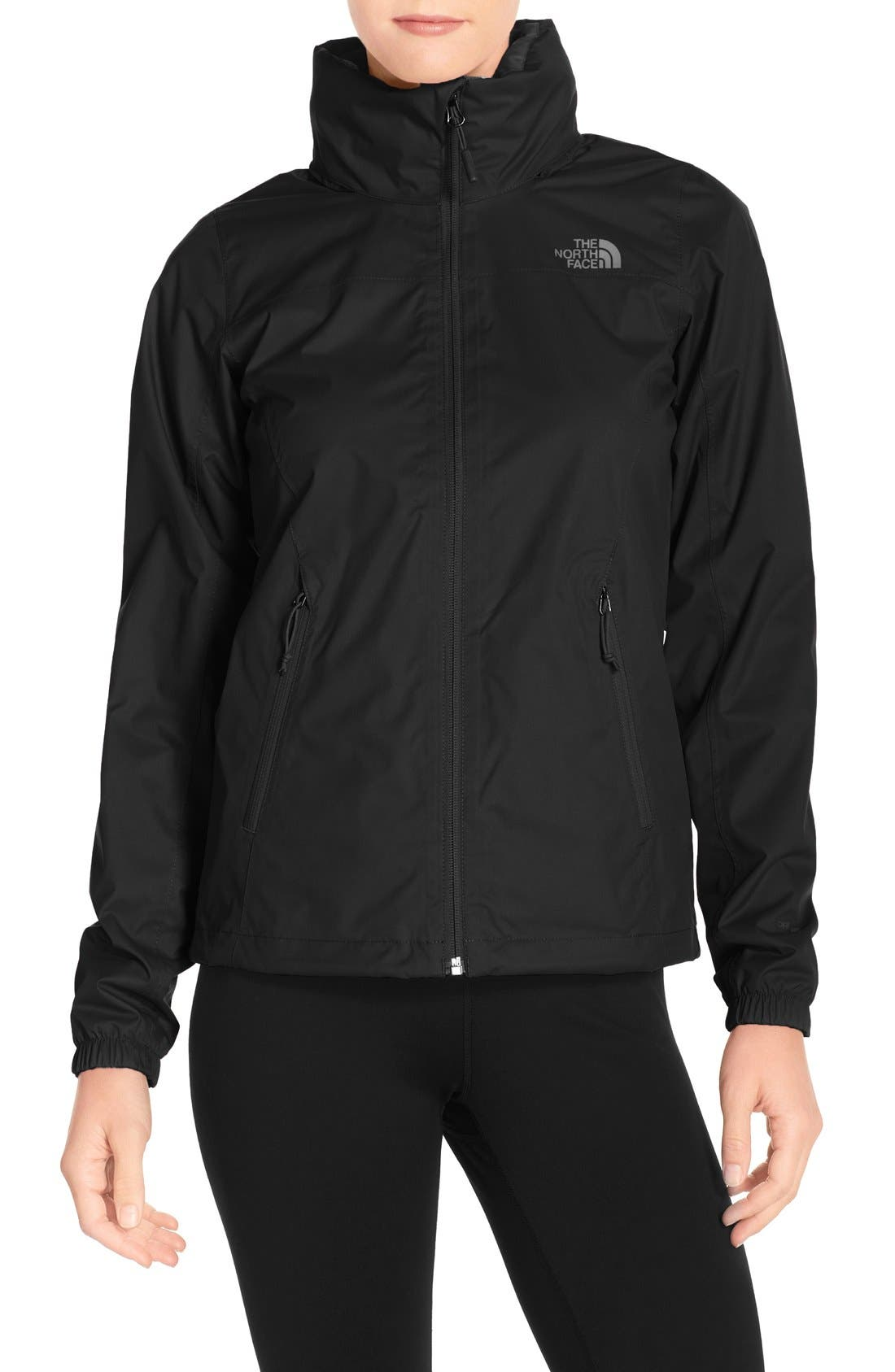 Alternate Image 1 Selected - The North Face 'Resolve Plus' Waterproof Jacket