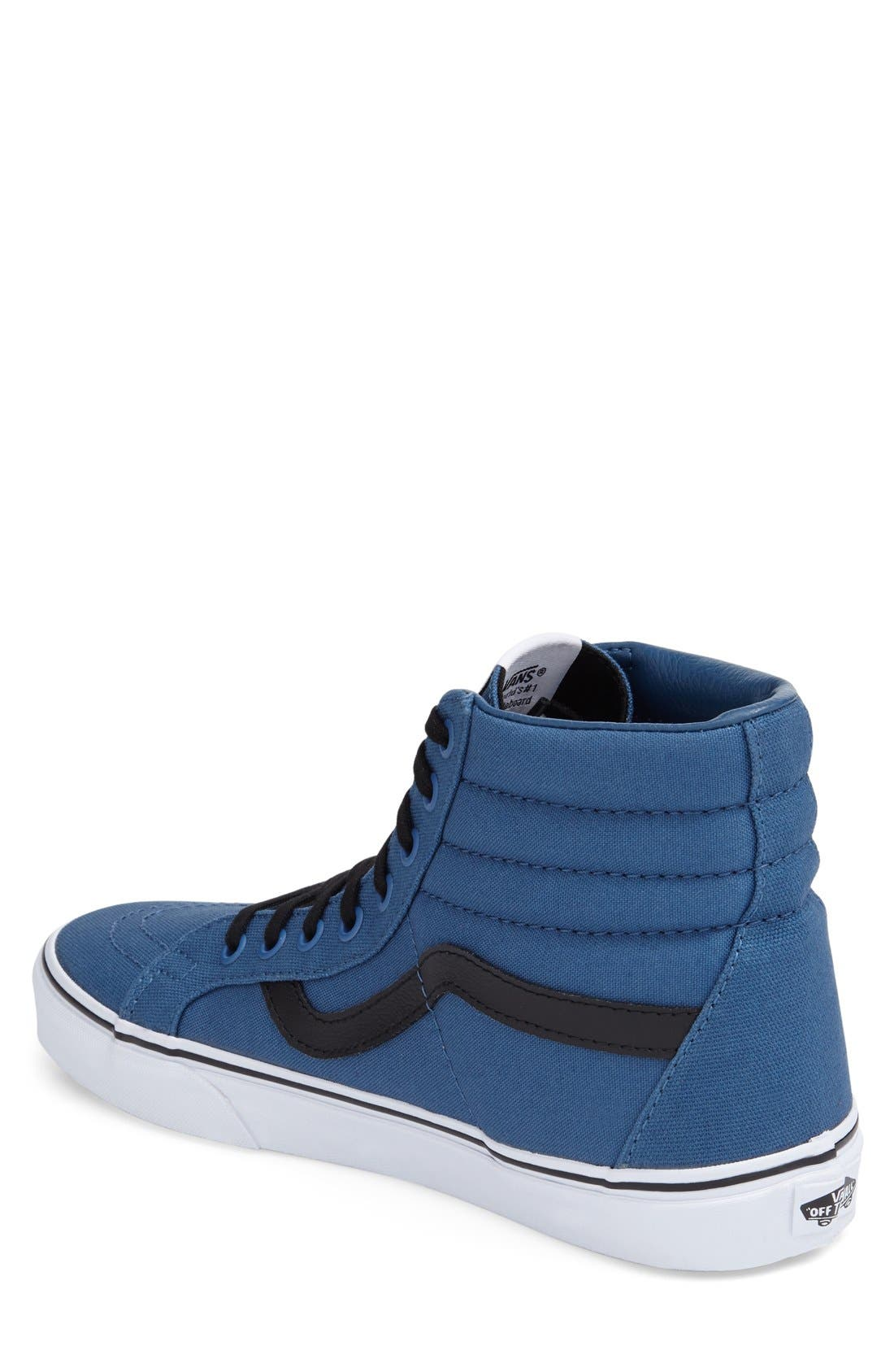 Alternate Image 2  - Vans 'Sk8-Hi Reissue' Sneaker (Men)
