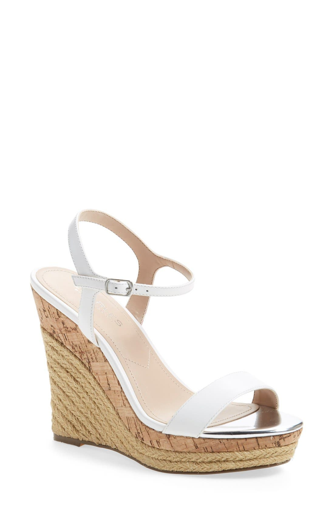 Alternate Image 1 Selected - Charles by Charles David 'Arizona' Espadrille Wedge (Women)