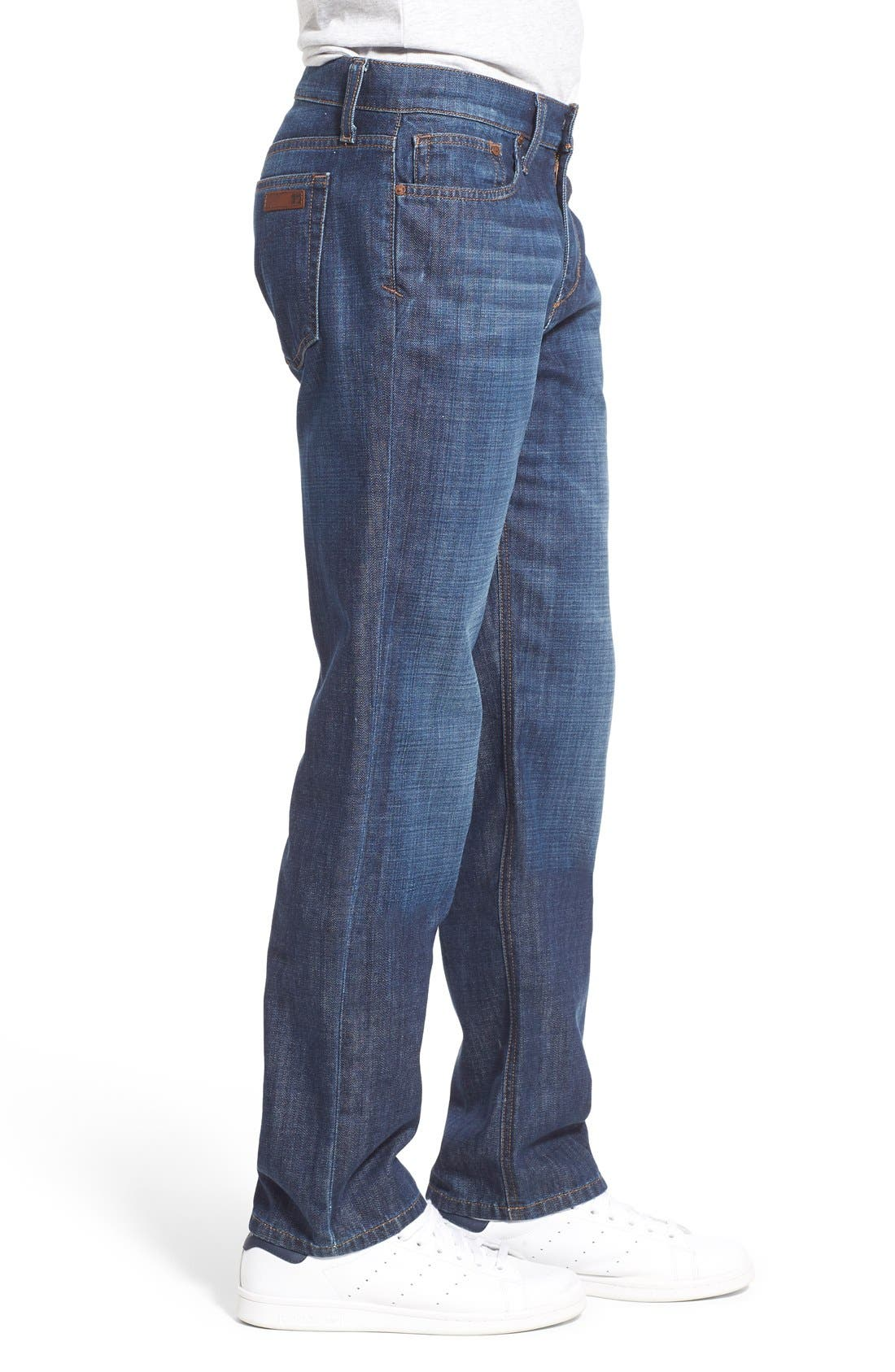 Alternate Image 3  - Joe's Classic Straight Leg Jeans (Martin)
