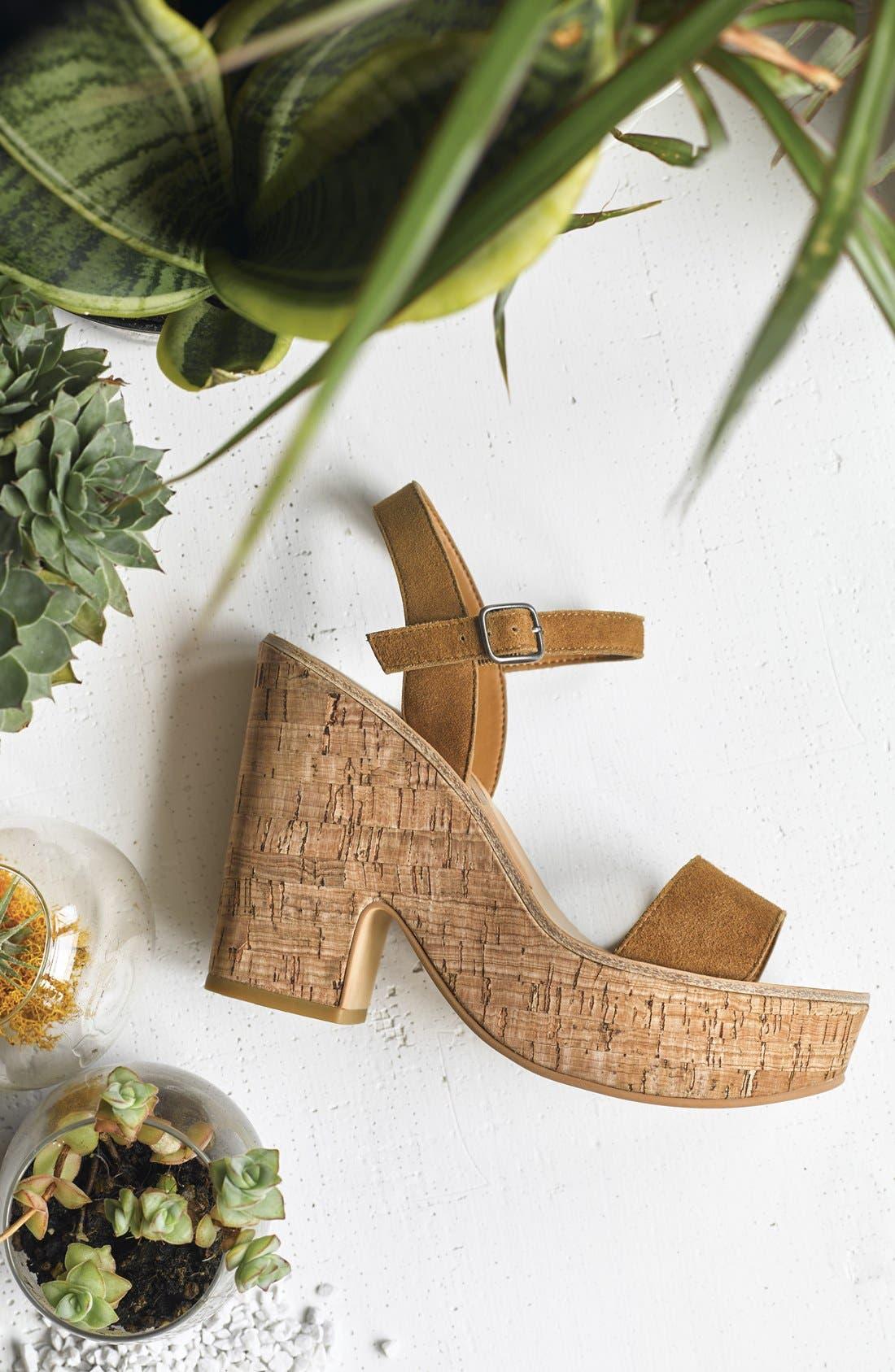 Alternate Image 5  - Dolce Vita 'Randi' Platform Sandal (Women)