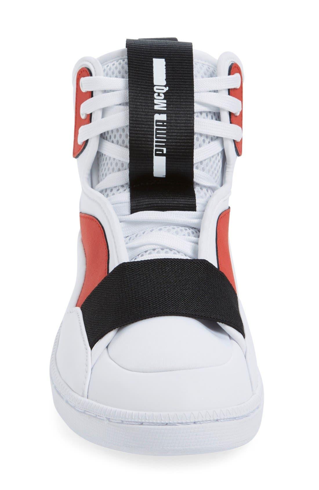 Alternate Image 3  - PUMA by Alexander McQueen 'McQ Brace Mid' Sneaker (Women)