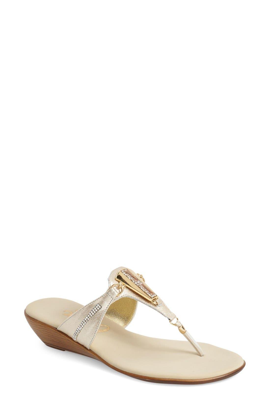 ONEX 'Art Deco' Sandal