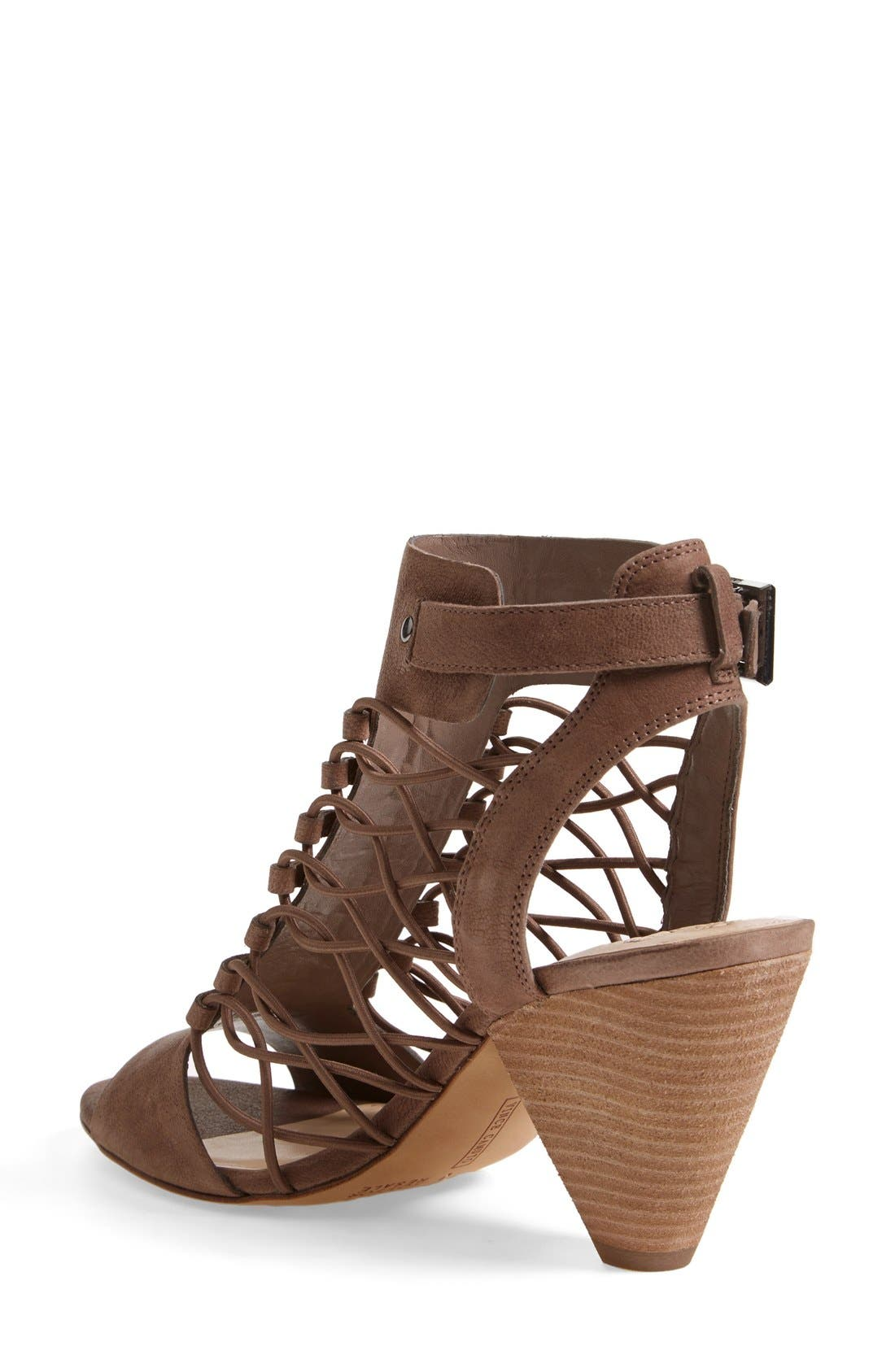 Alternate Image 2  - Vince Camuto 'Evel' Leather Sandal (Women) (Nordstrom Exclusive)