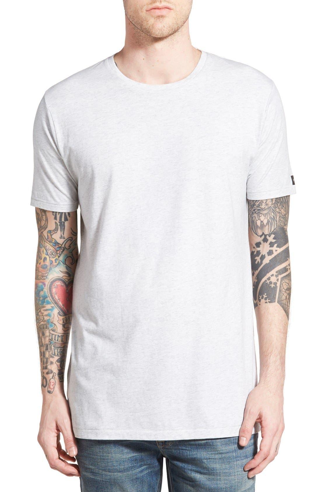 ZANEROBE 'Flintlock' Longline T-Shirt