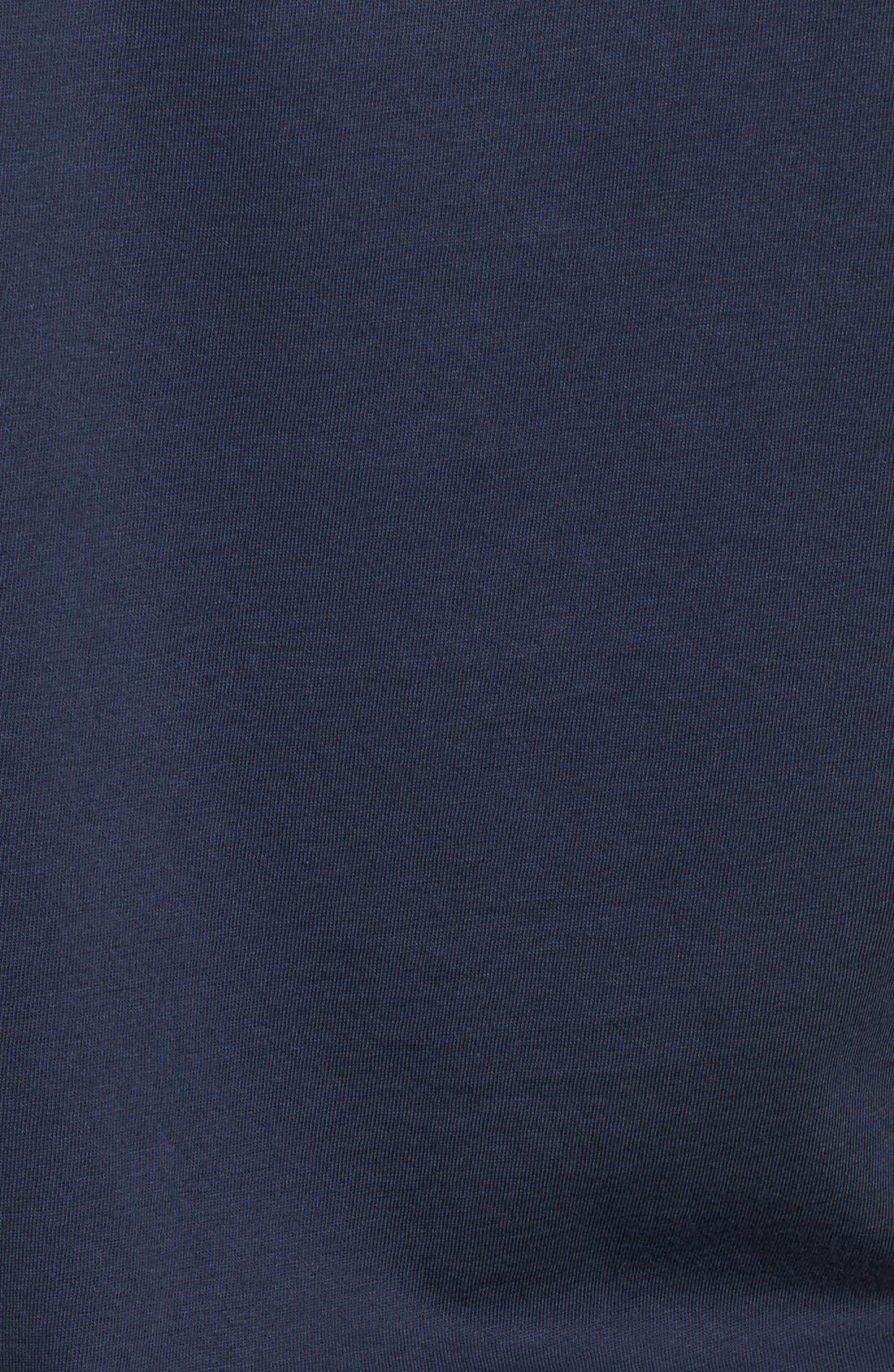 Alternate Image 5  - Vineyard Vines Long Sleeve Logo Tee