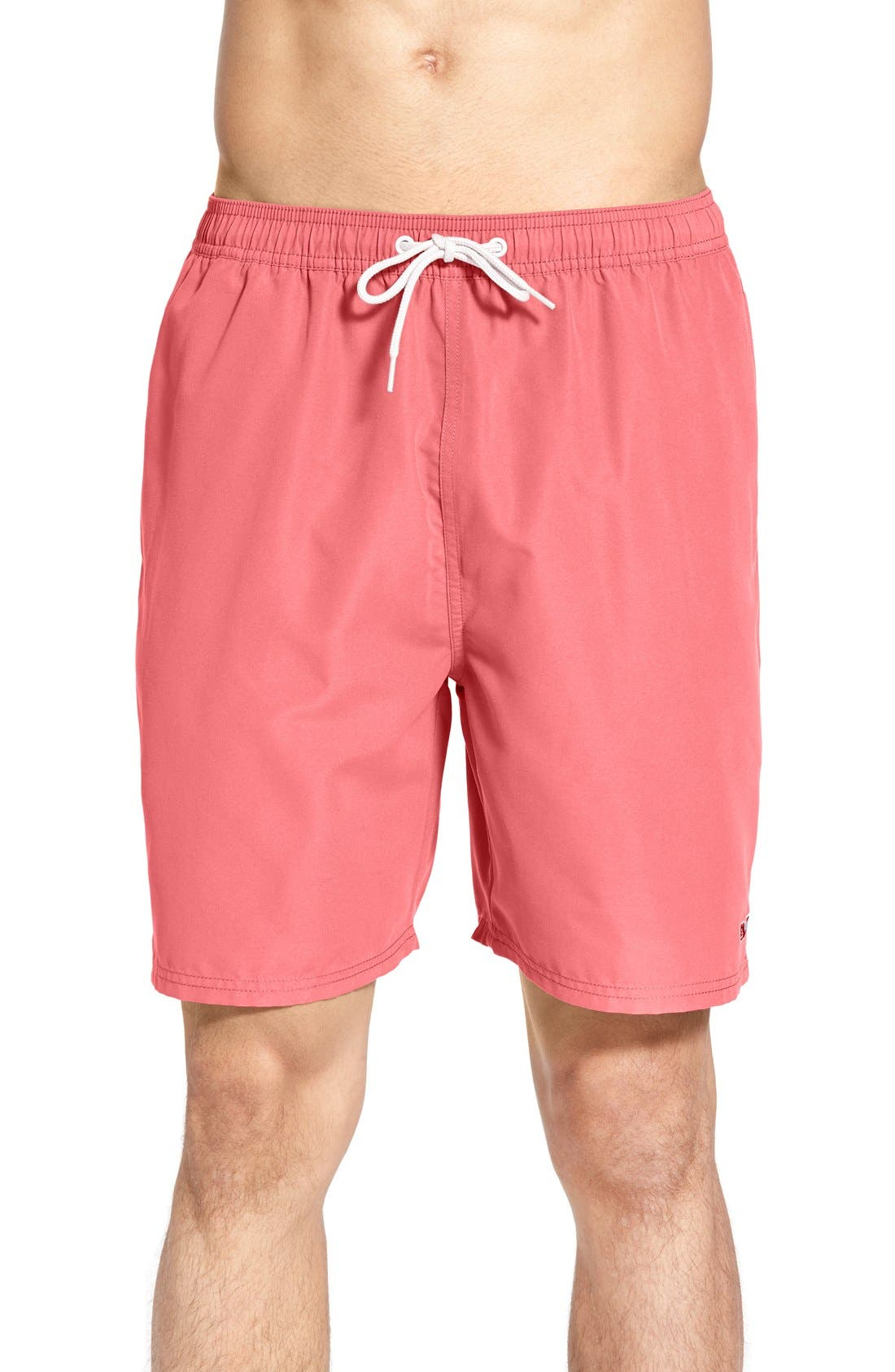 Vineyard Vines 'Solid Bungalow' Swim Trunks