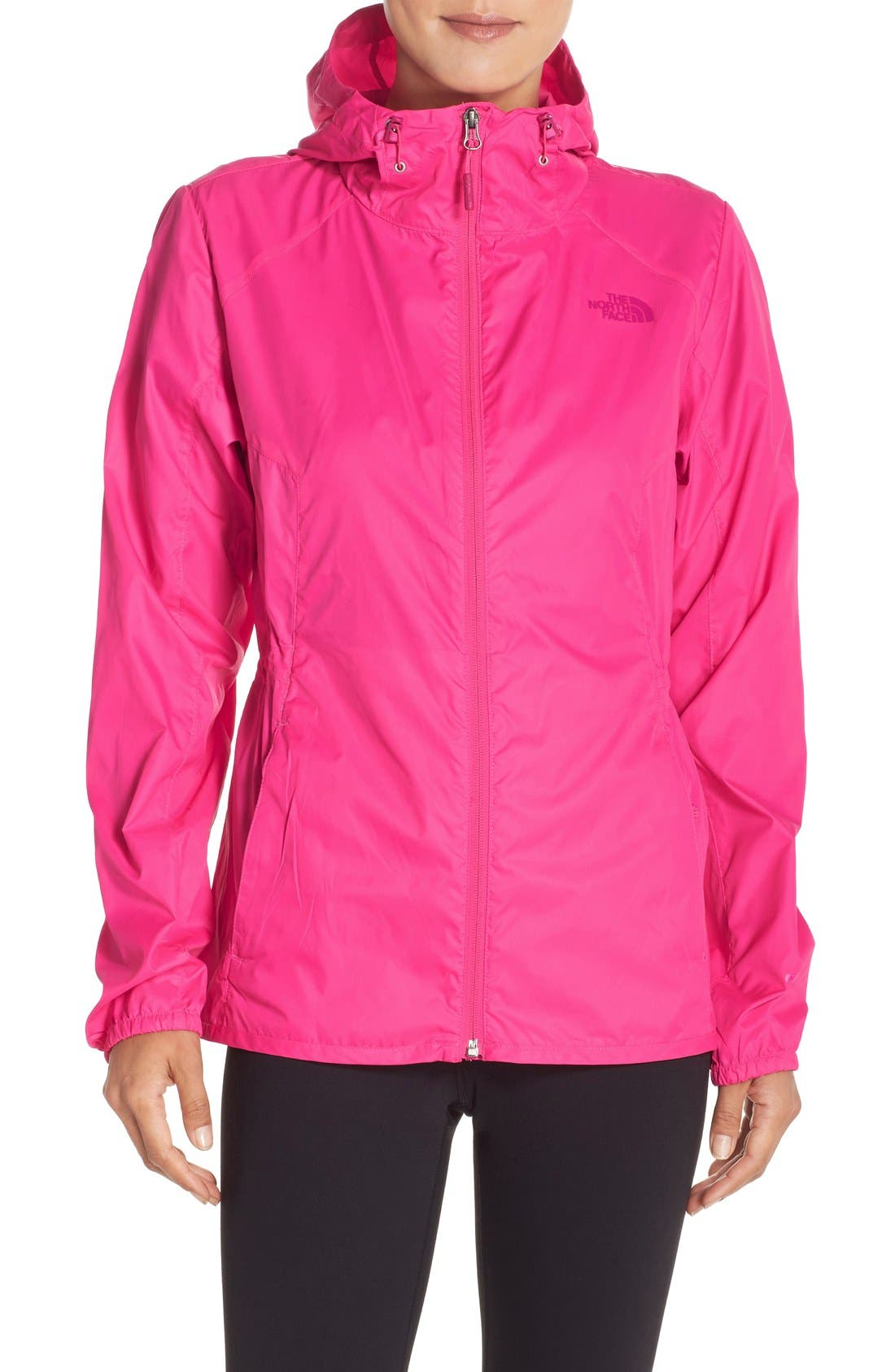 Alternate Image 1 Selected - The North Face 'Flyweight' Hooded Jacket