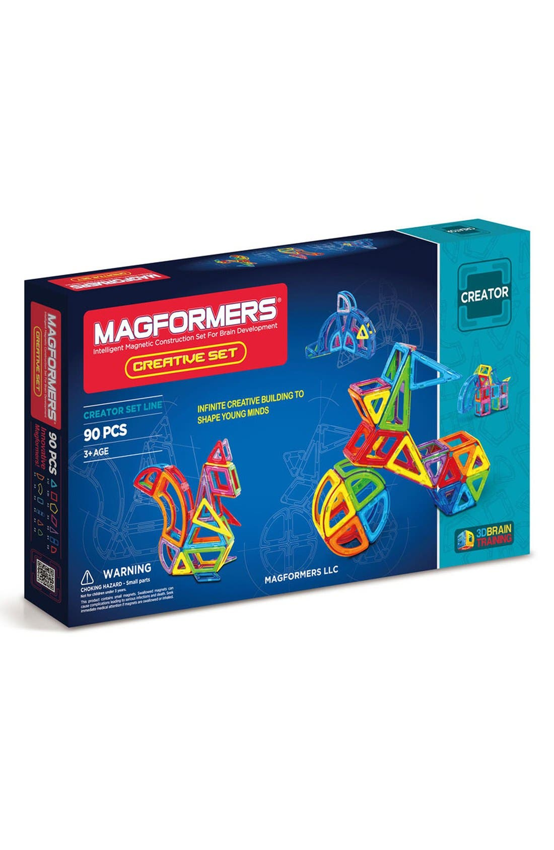 MAGFORMERS 'Creator - Creative' Magnetic 3D Construction Set