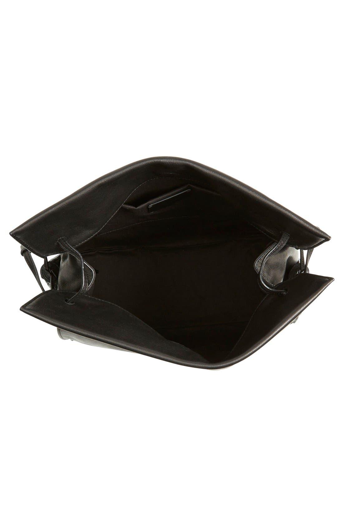 Alternate Image 4  - ALLSAINTS 'Freedom' Tassel Leather Hobo