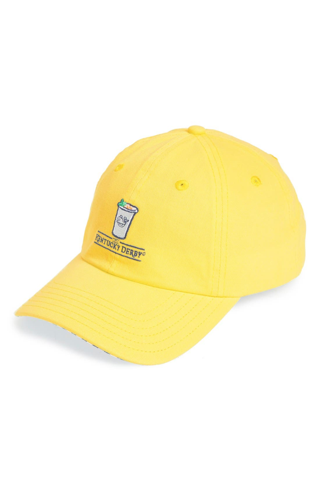 Main Image - Vineyard Vines 'Mint Julep' Baseball Cap