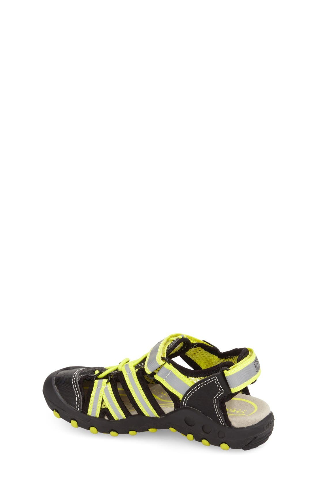 Alternate Image 2  - Geox 'Kyle' Sandal (Toddler, Little Kid & Big Kid)