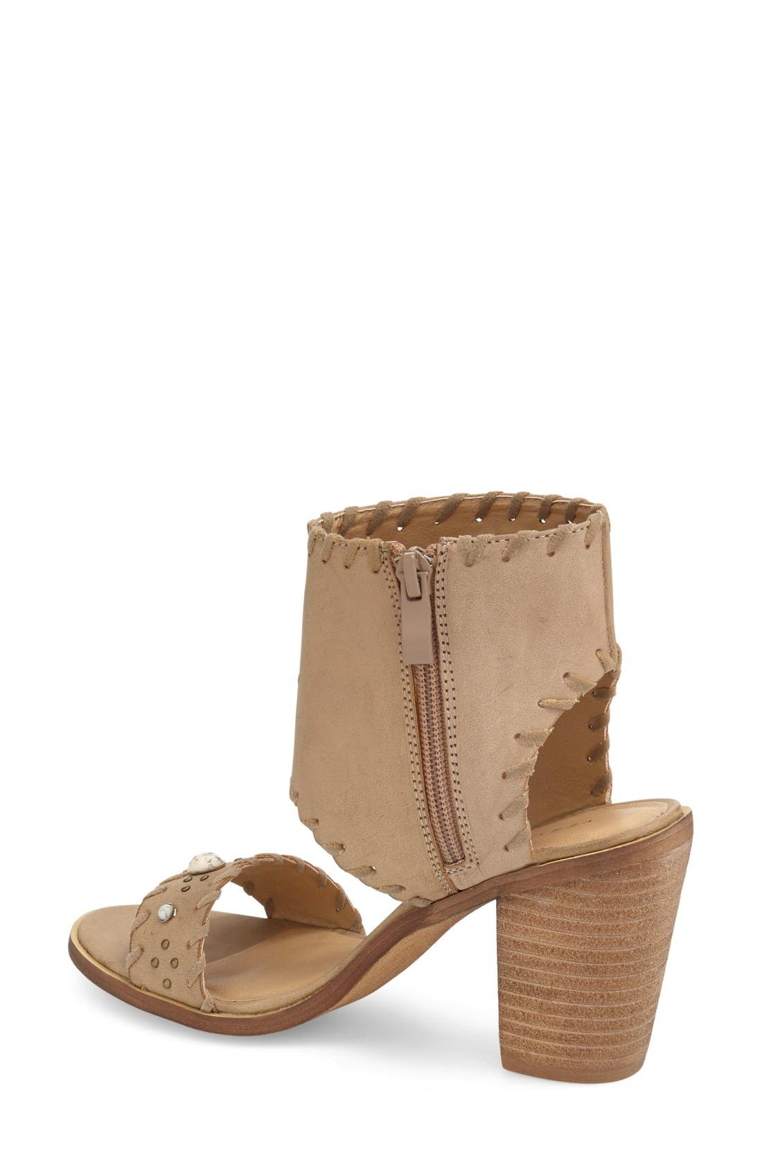 Alternate Image 2  - Very Volatile 'Boho' Tassel Cuff Sandal (Women)