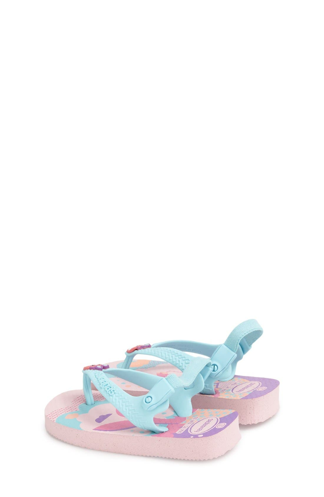 Alternate Image 3  - Havaianas 'Baby Pets' Sandal (Baby, Walker & Toddler)