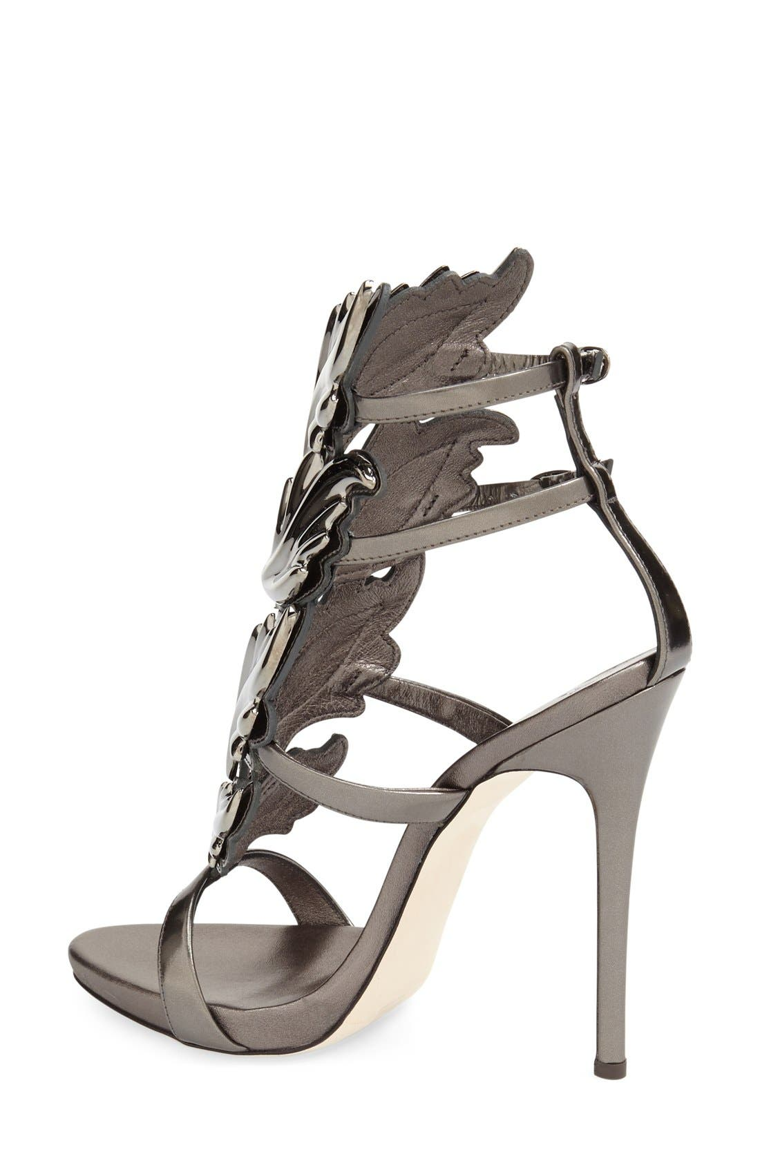 Alternate Image 2  - Giuseppe Zanotti 'Cruel' Wing Sandal (Women) (Nordstrom Exclusive)