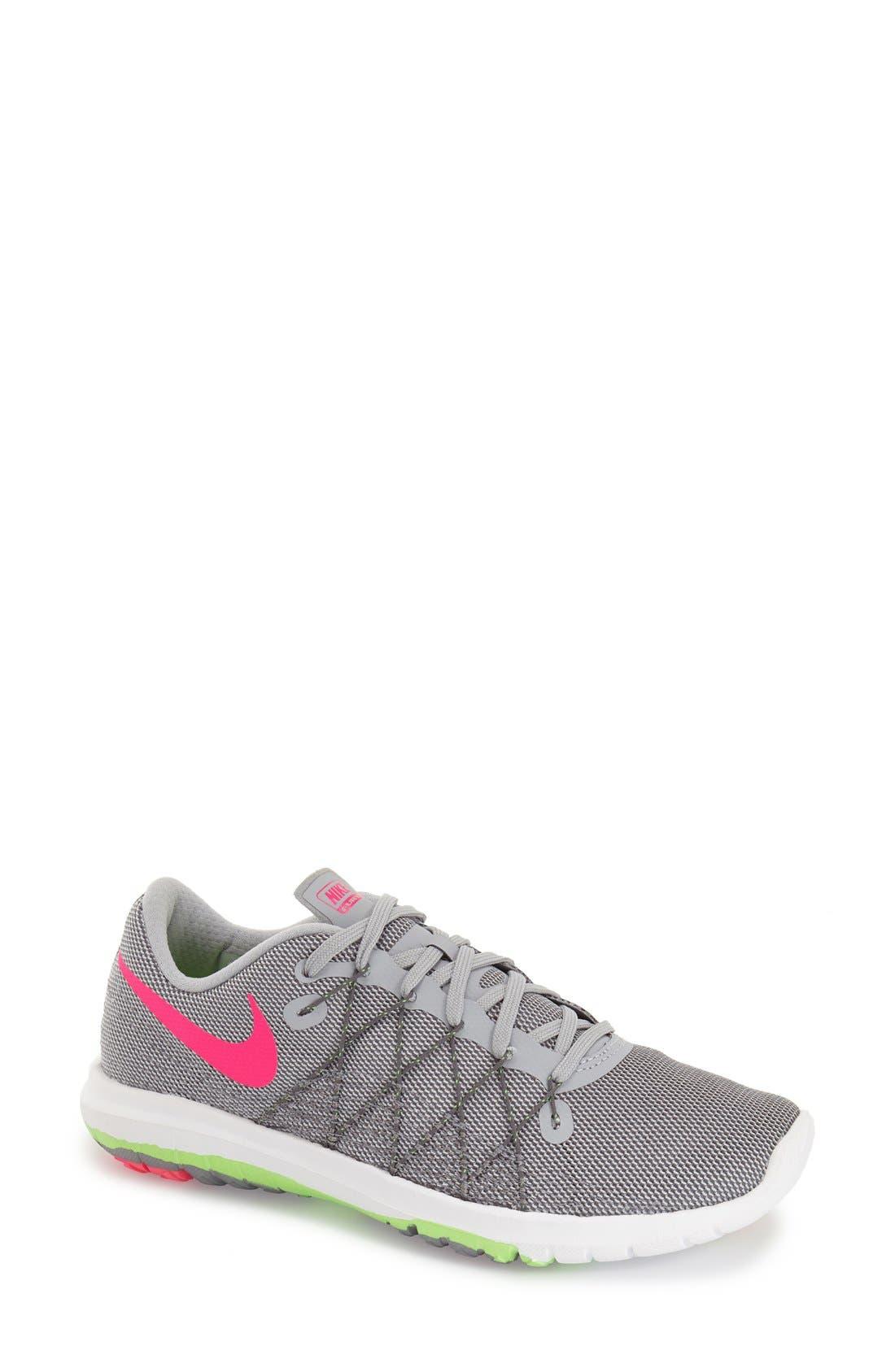 Alternate Image 1 Selected - Nike 'Flex Fury 2' Running Shoe (Women)