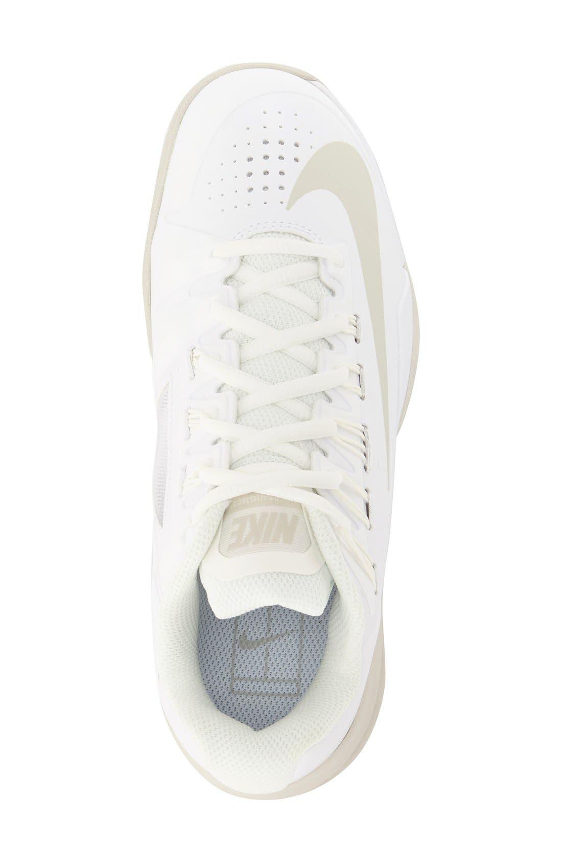Alternate Image 3  - Nike 'Lunar Ballistec 1.5' Tennis Shoe (Women)