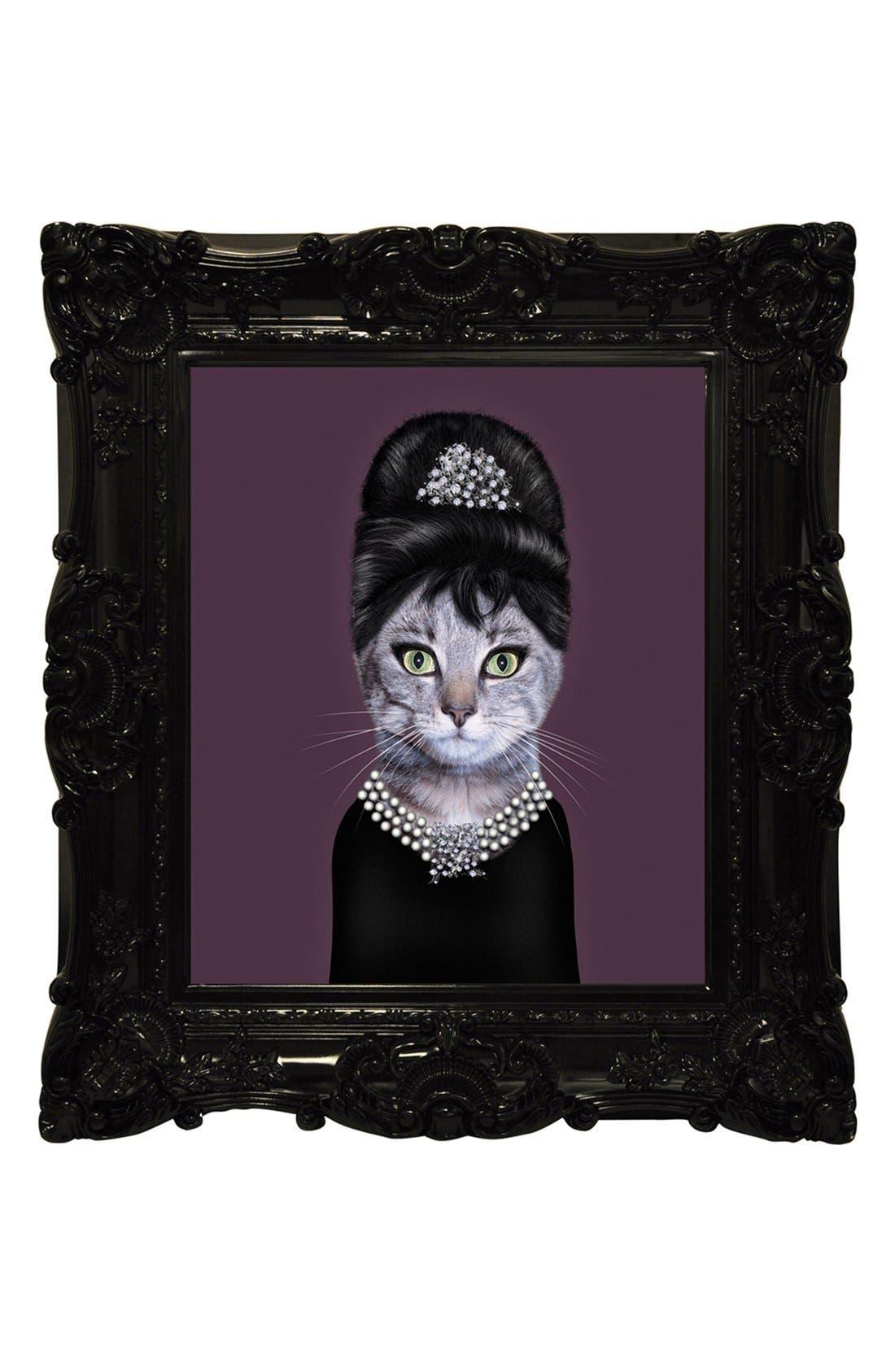 Alternate Image 1 Selected - Empire Art Direct 'Pets Rock™ - Breakfast' Framed Wall Art