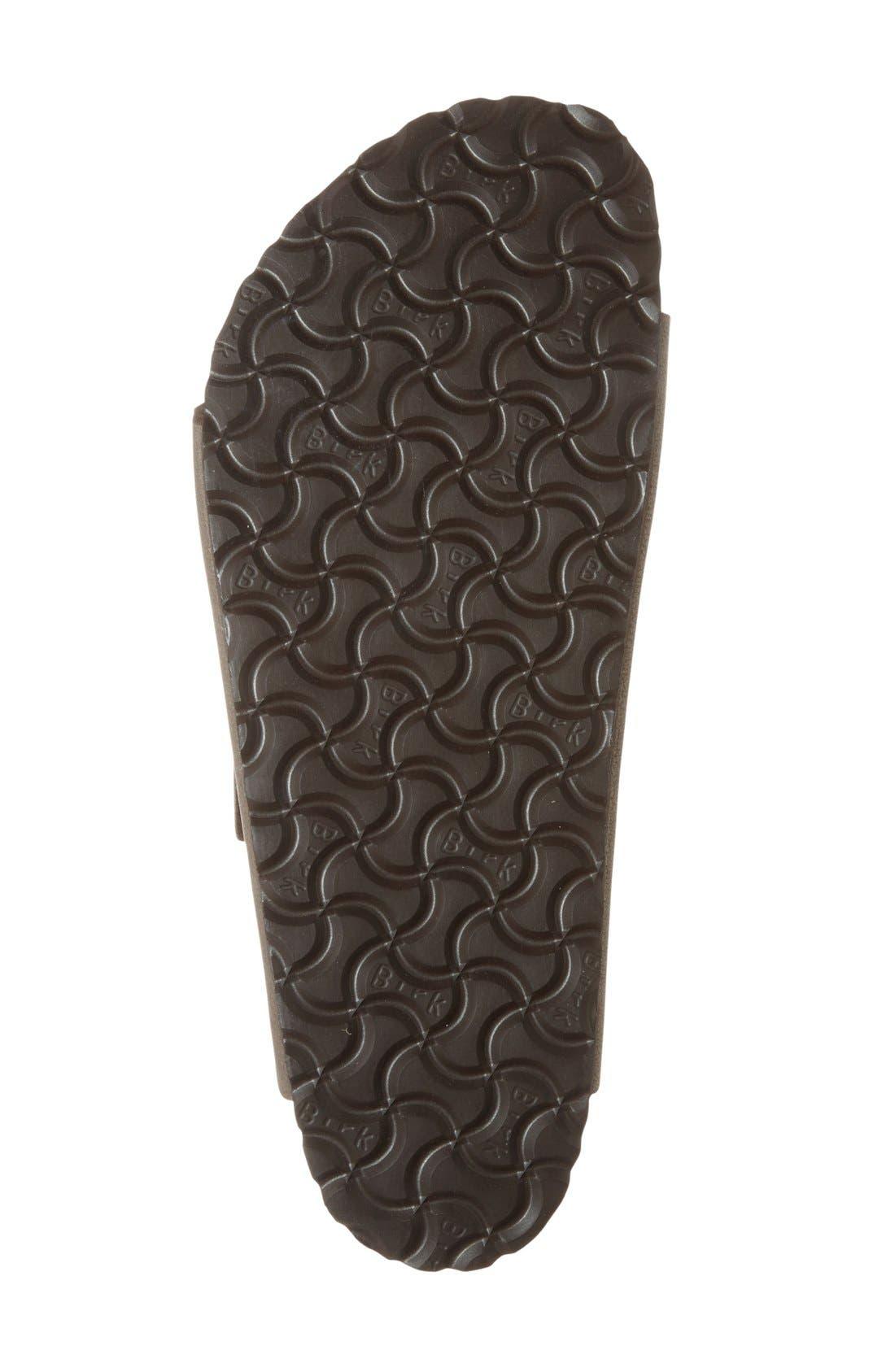 Alternate Image 4  - Birkenstock 'Arizona' Slide Sandal (Men)