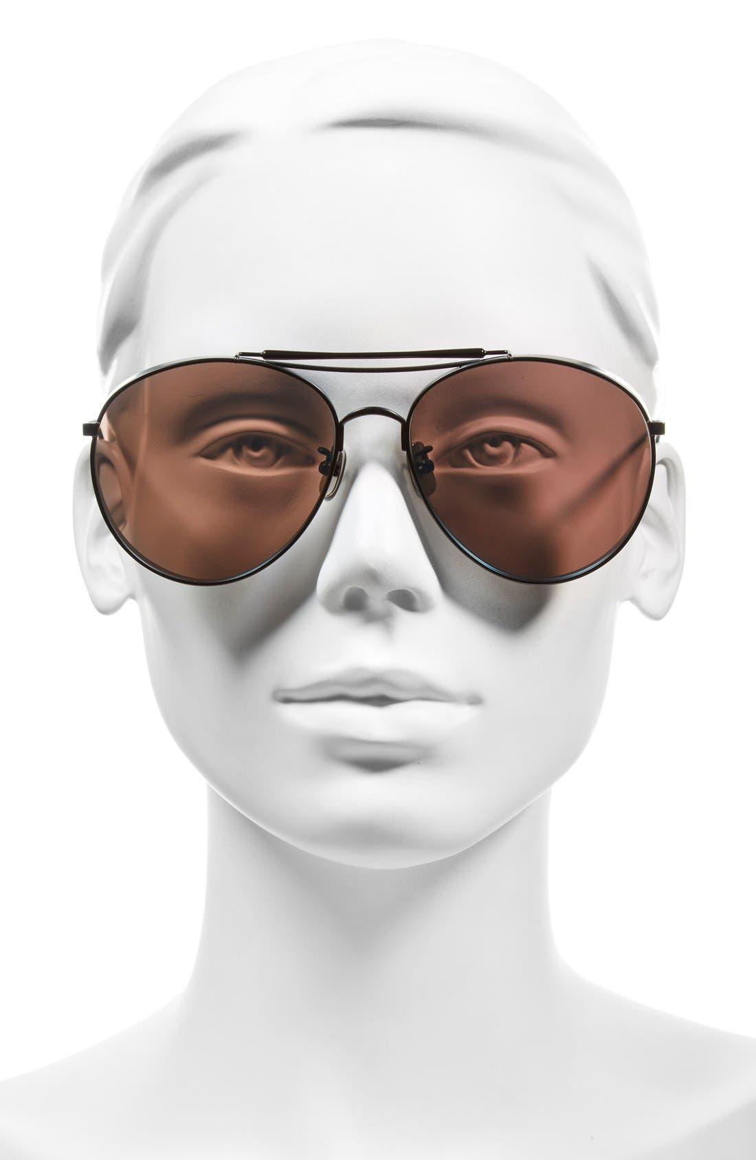 Alternate Image 2  - Gentle Monster 60mm Aviator Sunglasses