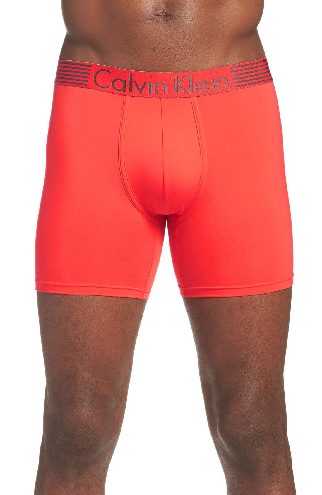 CALVIN KLEIN Iron Strength Boxer Briefs