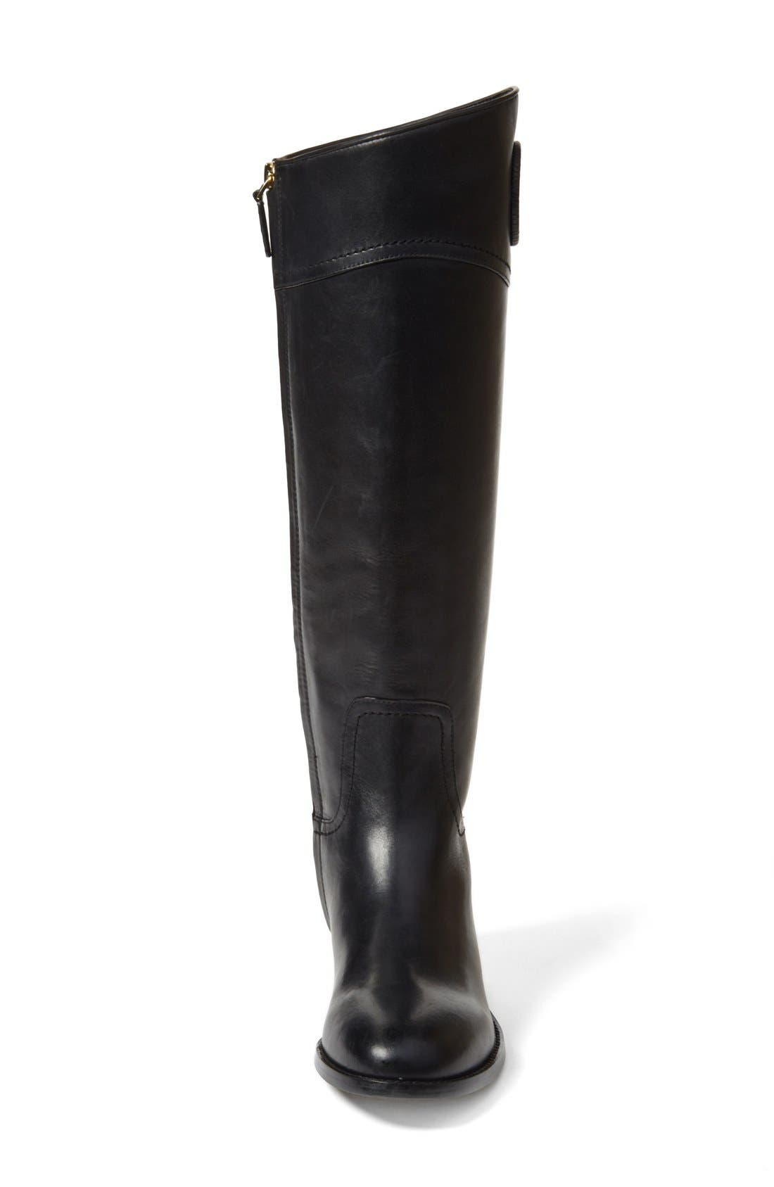 Alternate Image 3  - Tory Burch 'Ashlynn' Riding Boot (Women) (Nordstrom Exclusive)