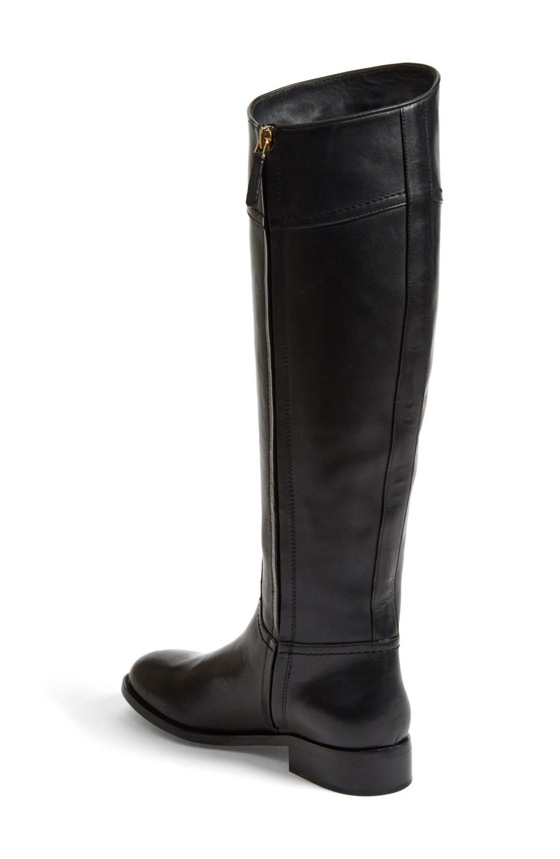 Alternate Image 2  - Tory Burch 'Ashlynn' Riding Boot (Women) (Nordstrom Exclusive)