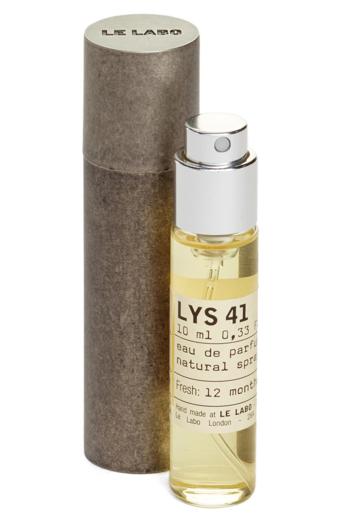 Le Labo 'Lys 41' Travel Tube
