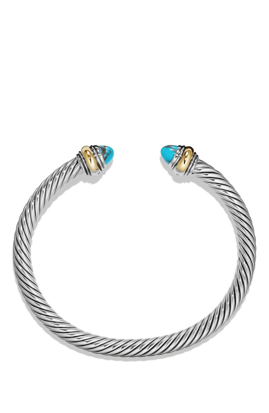 Alternate Image 2  - David Yurman 'Cable Classic' Bracelet with Gold
