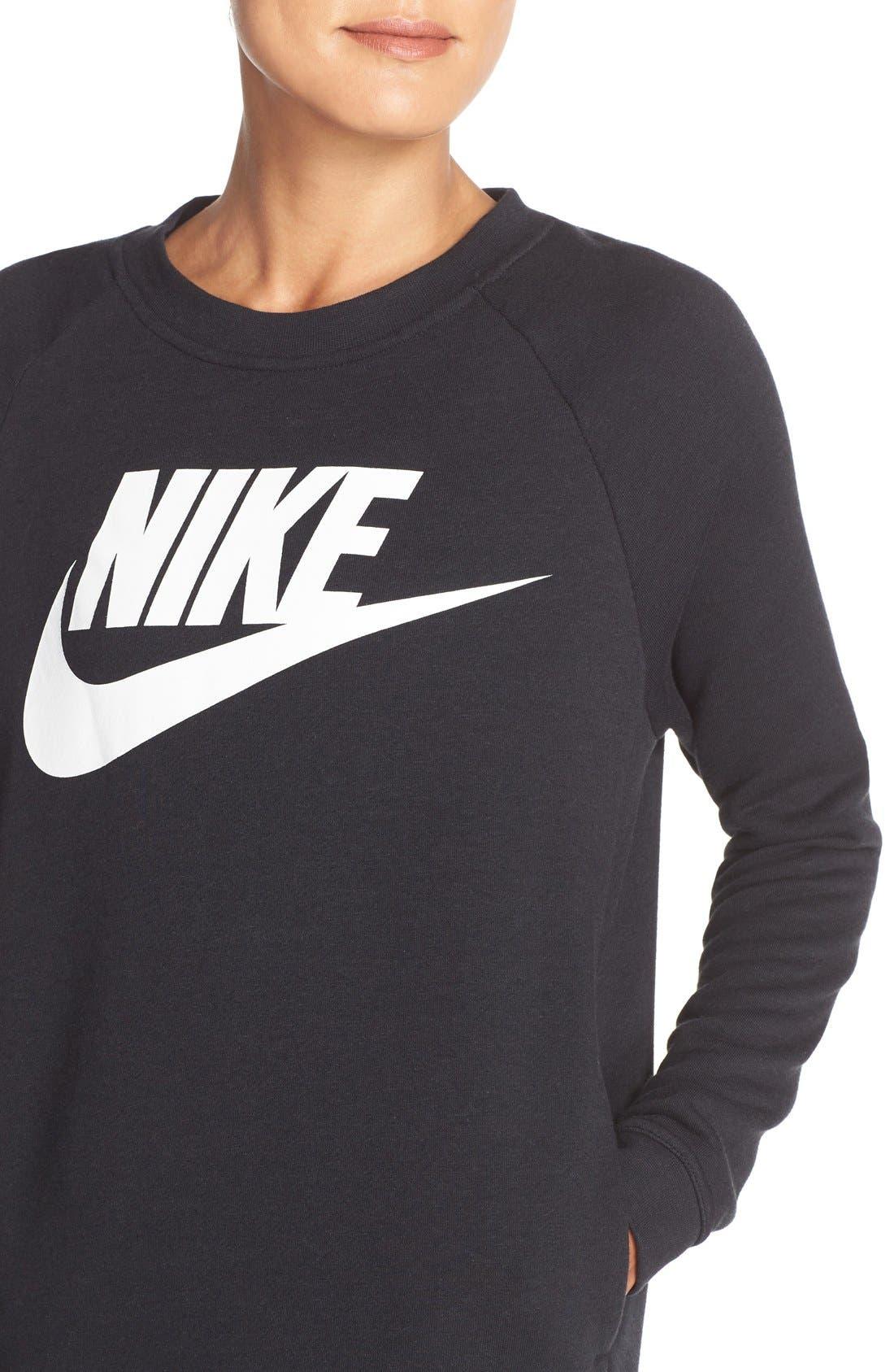 Alternate Image 4  - Nike Modern Sweatshirt