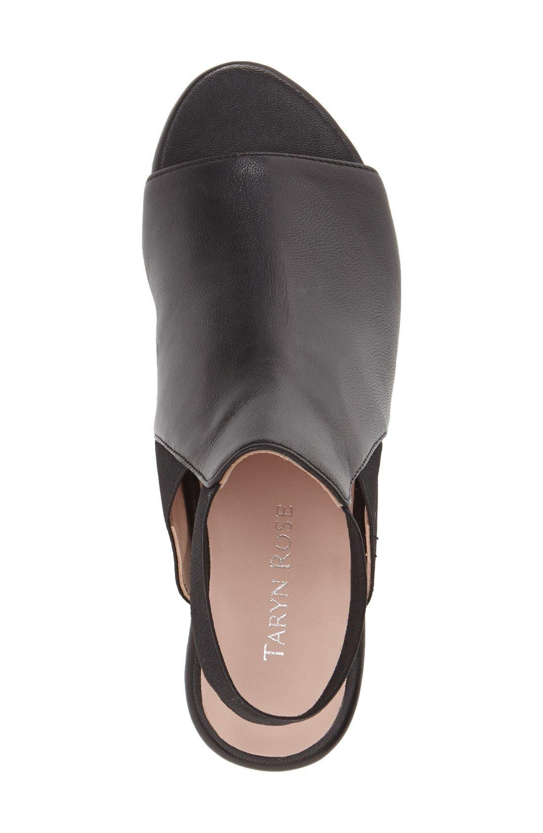 Alternate Image 3  - Taryn Rose 'Shye' Wedge Sandal (Women)