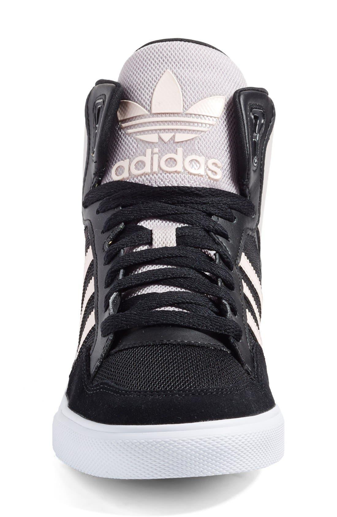 Alternate Image 3  - adidas 'Extaball' High Top Sneaker (Women)