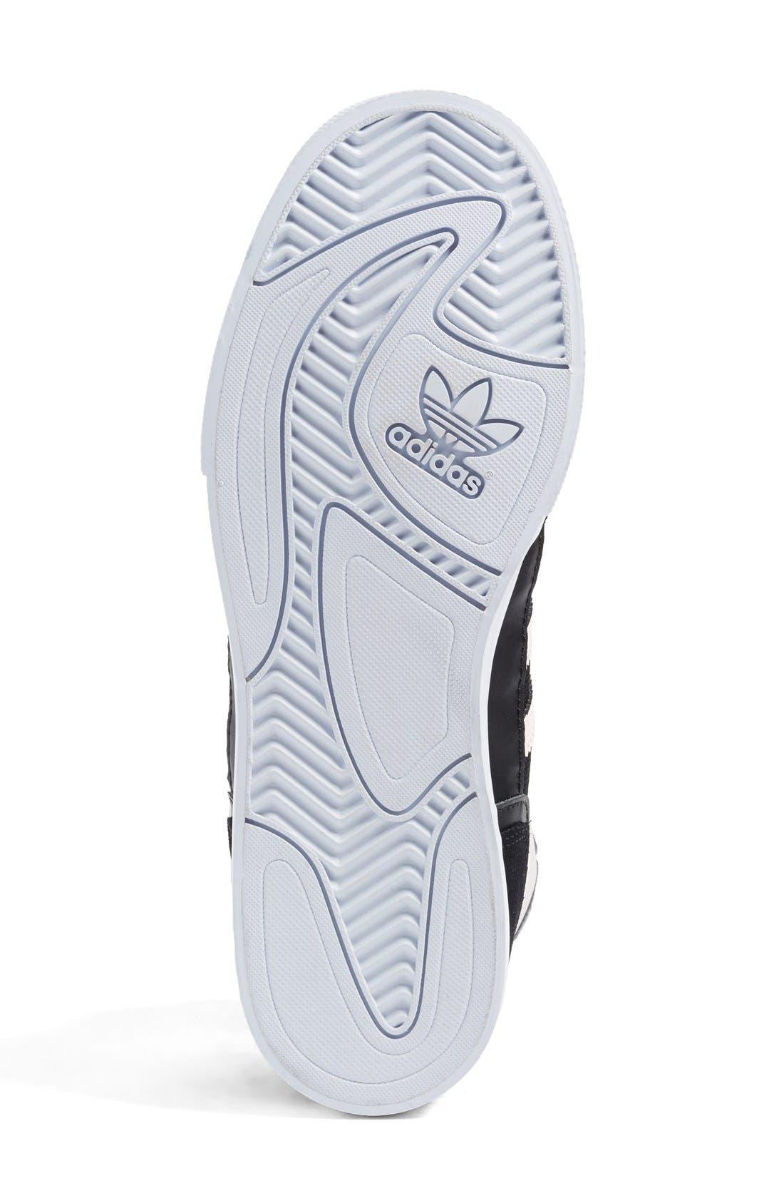 Alternate Image 4  - adidas 'Extaball' High Top Sneaker (Women)