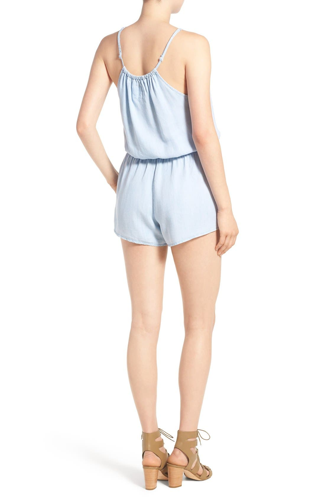 Alternate Image 2  - Rails 'Robbie' Chambray Romper
