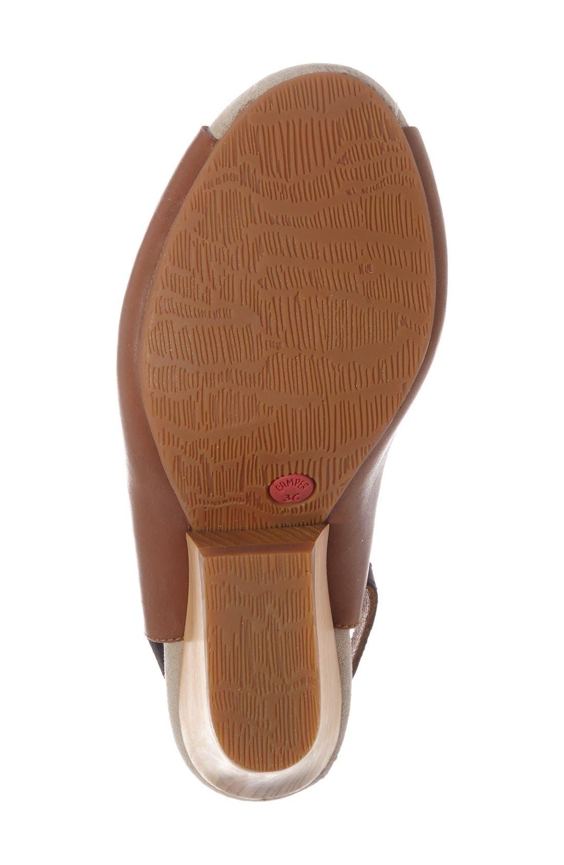 Alternate Image 4  - Camper 'Allegra' Sandal