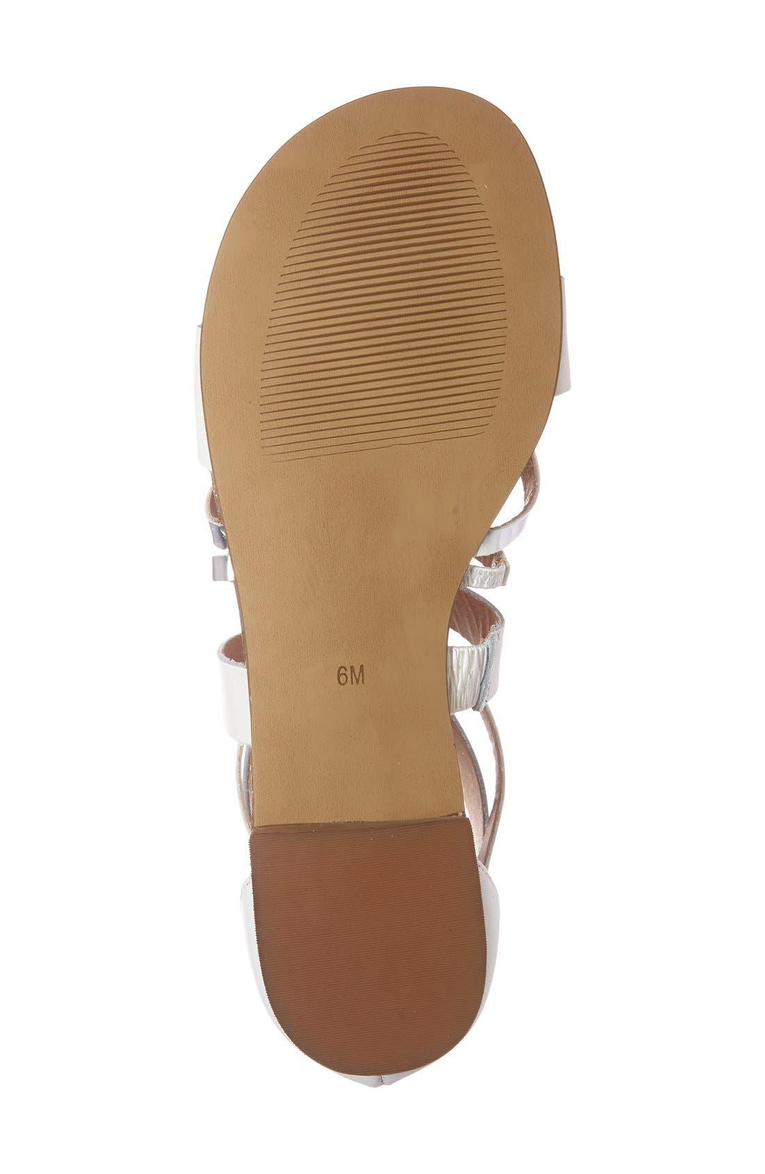 Alternate Image 4  - Steve Madden 'Honore' Sandal (Women)