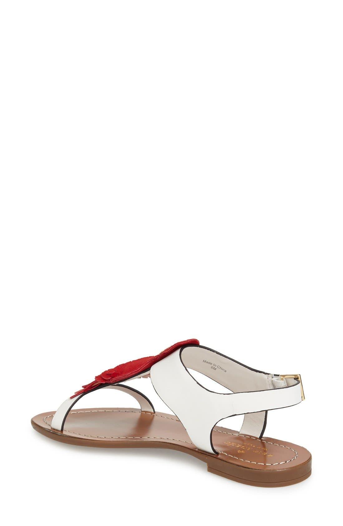Alternate Image 2  - kate spade new york 'charlie' sandal (Women)