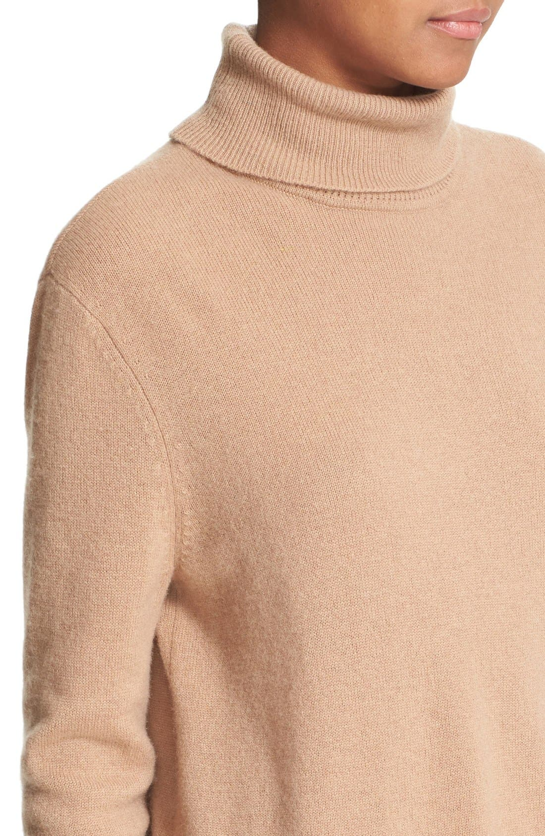 Alternate Image 4  - Equipment 'Oscar' Cashmere Turtleneck