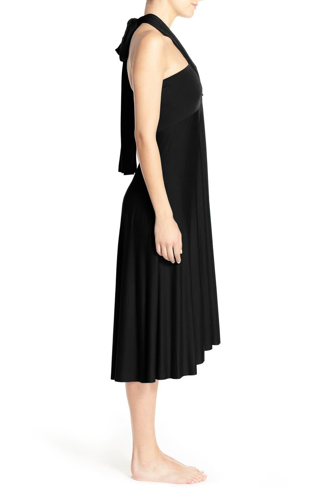Alternate Image 4  - Elan Convertible Cover-Up Dress