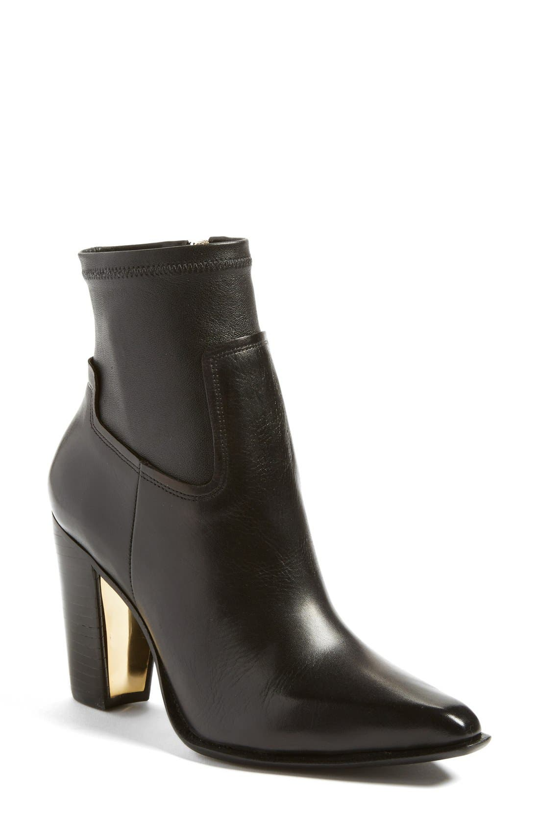 Alternate Image 1 Selected - Rachel Zoe 'Bestie' Pointy Toe Bootie (Women)