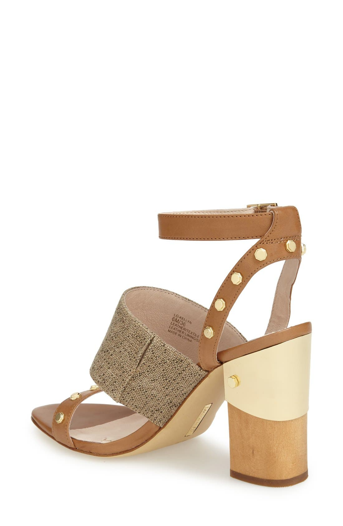 Alternate Image 2  - Louise et Cie 'Kellyn' Studded Sandal (Women)